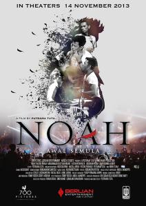 NOAH: Awal Semula (700 Pictures/Berlian Entertainment/Musica Studio's, 2013)