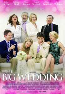 The Big Wedding (Two Ton Films/Millennium Films, 2013)