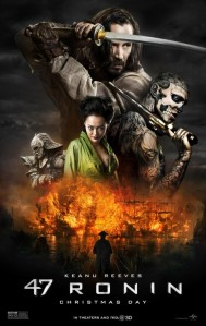 47 Ronin (H2F Entertainment/Mid Atlantic Films/Moving Picture Company/Stuber Productions, 2013)