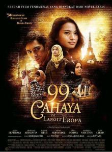 99 Cahaya di Langit Eropa (Maxima Pictures, 2013)