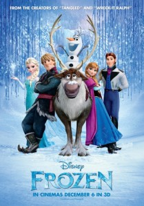 Frozen (Walt Disney Animation Studios/Walt Disney Pictures, 2013)