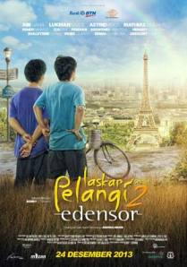 Laskar Pelangi Sekuel 2: Edensor (Mizan Productions/Falcon Pictures, 2013)