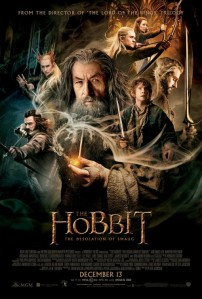 The Hobbit: The Desolation of Smaug (Metro-Goldwyn-Mayer/New Line Cinema/WingNut Films, 2013)