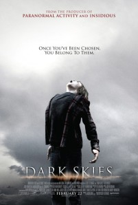 Dark Skies (Alliance Films/Automatik Entertainment/Blumhouse Productions/Cinema Vehicle Services, 2013)