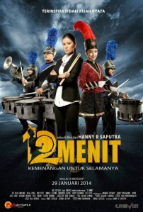 12 Menit (Big Pictures Production/Cinevisi, 2014)