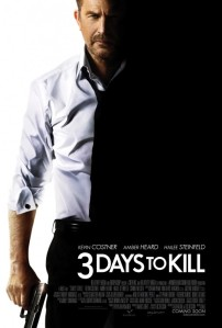 3 Days to Kill (3DTK/EuropaCorp/Feelgood Entertainment/Paradise/MGN/Relativity Media/Wonderland Sound and Vision, 2014)