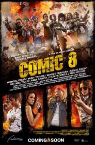 Comic 8 9Falcon Pictures, 2014)