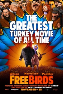 Free Birds (Reel FX Creative Studios/Relativity Media, 2013)