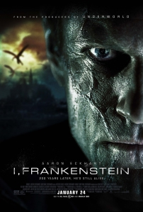 I, Frankenstein (Hopscotch Features/Lakeshore Entertainment/Sidney Kimmel Entertainment, 2014)