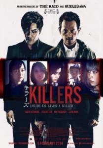Killers (Nikkatsu/Guerilla Merah Films/Damn Inc./Media Prima Production/PT Merantau Films/Million Pictures/Holy Bastard, 2014)