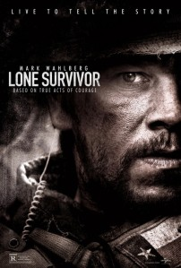 Lone Survivor (Emmett/Furla Films/Envision Entertainment/Film 44/Foresight Unlimited/Herrick Entertainment/Hollywood Studios International/Spikings Entertainment/Weed Road Pictures, 2013)