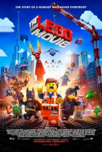 The LEGO Movie (Warner Bros. Pictures/Village Roadshow Pictures/LEGO Systems A/S/Vertigo Entertainment/Lin Pictures/Animal Logic/RatPac-Dune Entertainment/Warner Animation Group, 2014)