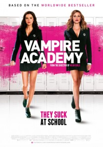 Vampire Academy (Angry Films/Kintop Pictures/Preger Entertainment/Reliance Entertainment, 2014)