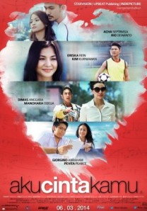 Aku Cinta Kamu (Starvision/Upbeat Publishing/Indie Pictures, 2014)