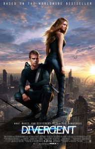 Divergent (Summit Entertainment/Red Wagon Entertainment, 2014)