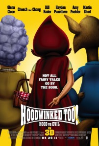 Hoodwinked Too! Hood vs. Evil (Kanbar Entertainment/Kanbar Animation/Arc Productions, 2011)