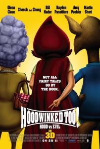 Hoodwinked Too! Hood vs. Evil (Kanbar Entertainment/Kanbar Animation/Arc Productions, 2011)
