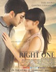 the-right-one-poster