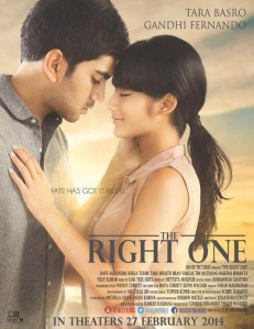 The Right One (Renee Pictures, 2014)