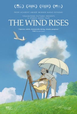 The Wind Rises (Studio Ghibli, 2013)