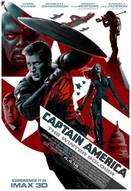 Captain America: The Winter Soldier (Marvel Studios, 2014)