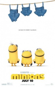Minions-poster