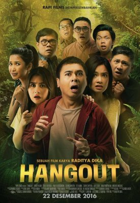 hangout-raditya-dika-movie-poster