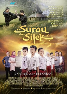 surau-dan-silek-film-indonesia-movie-poster