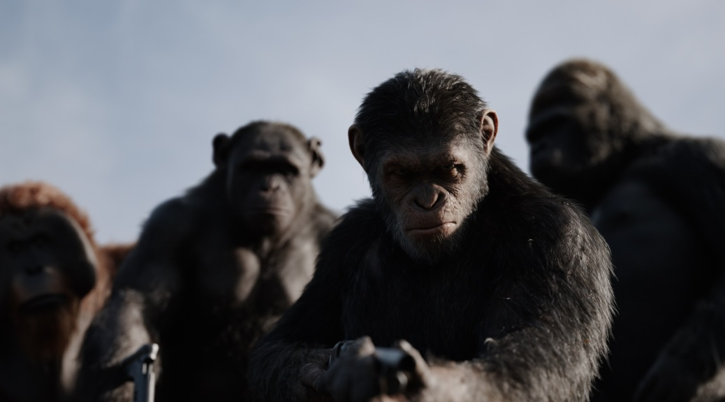 Review War For The Planet Of The Apes 2017 At The Movies