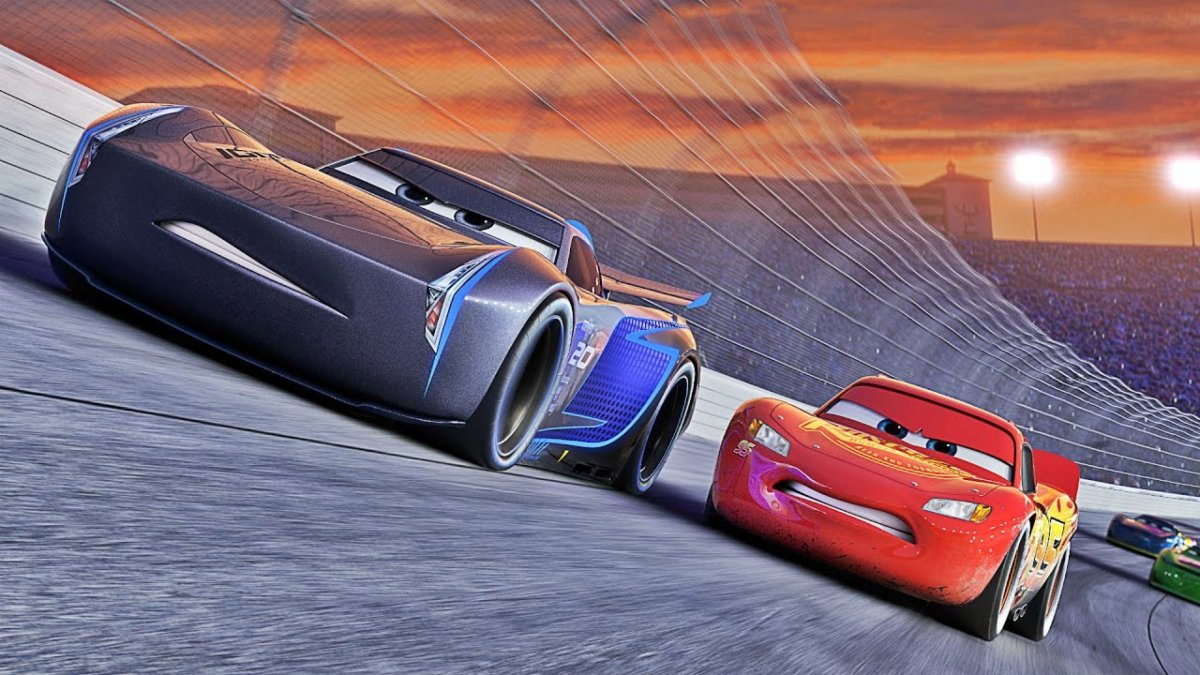 Review: Cars 3 (2017)