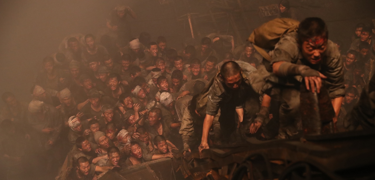 Review: The Battleship Island (2017)