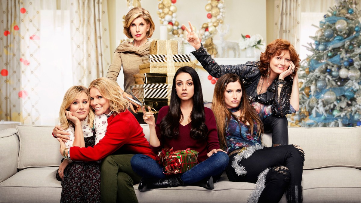 Review: A Bad Moms Christmas (2017)