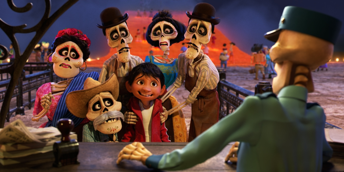Review: Coco (2017)