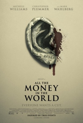 all-the-money-in-the-world-michelle-williams-mark-wahlberg-movie-poster