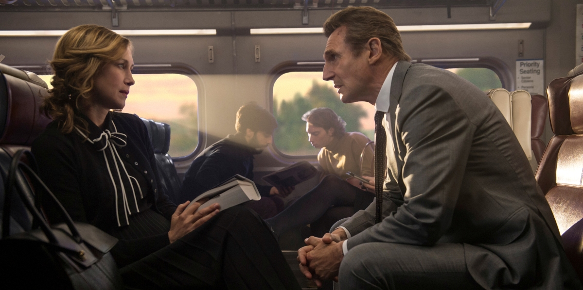 Review: The Commuter (2018)