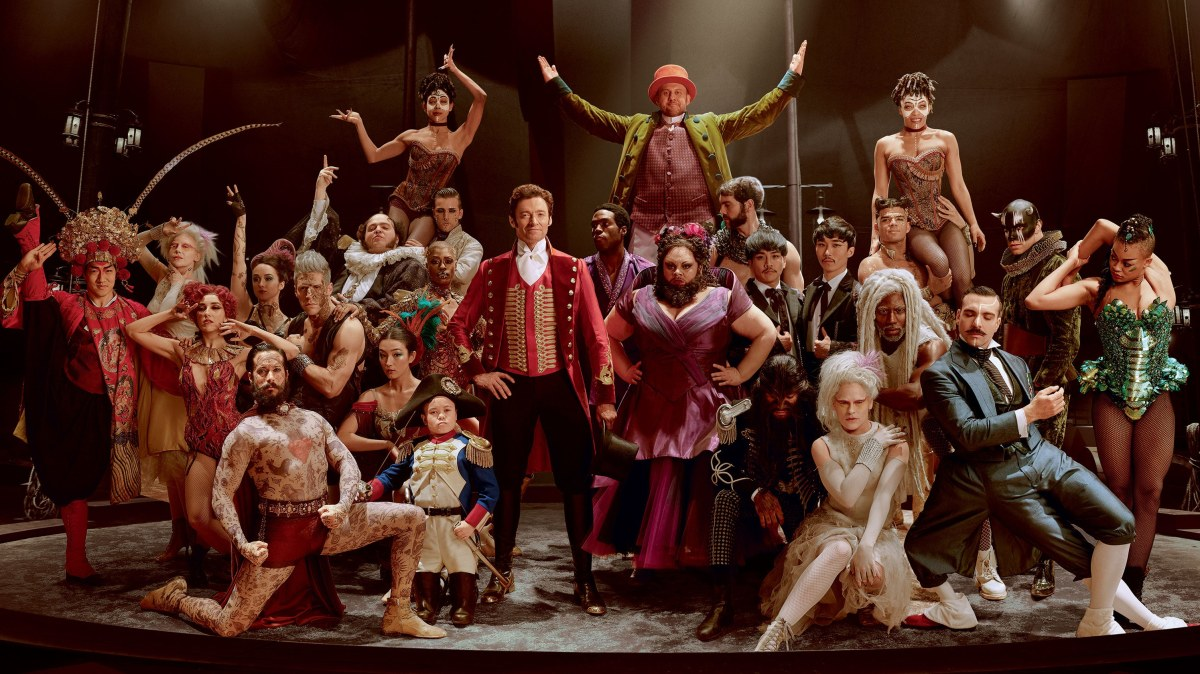 Review: The Greatest Showman (2017)