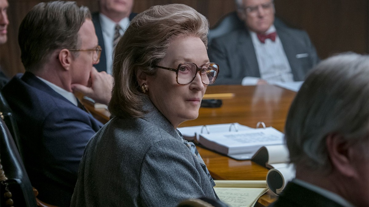 Review: The Post (2017)
