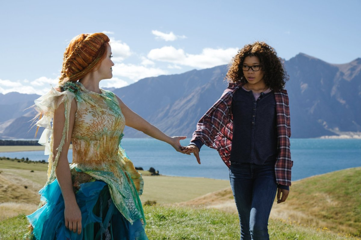 Review: A Wrinkle in Time (2018)