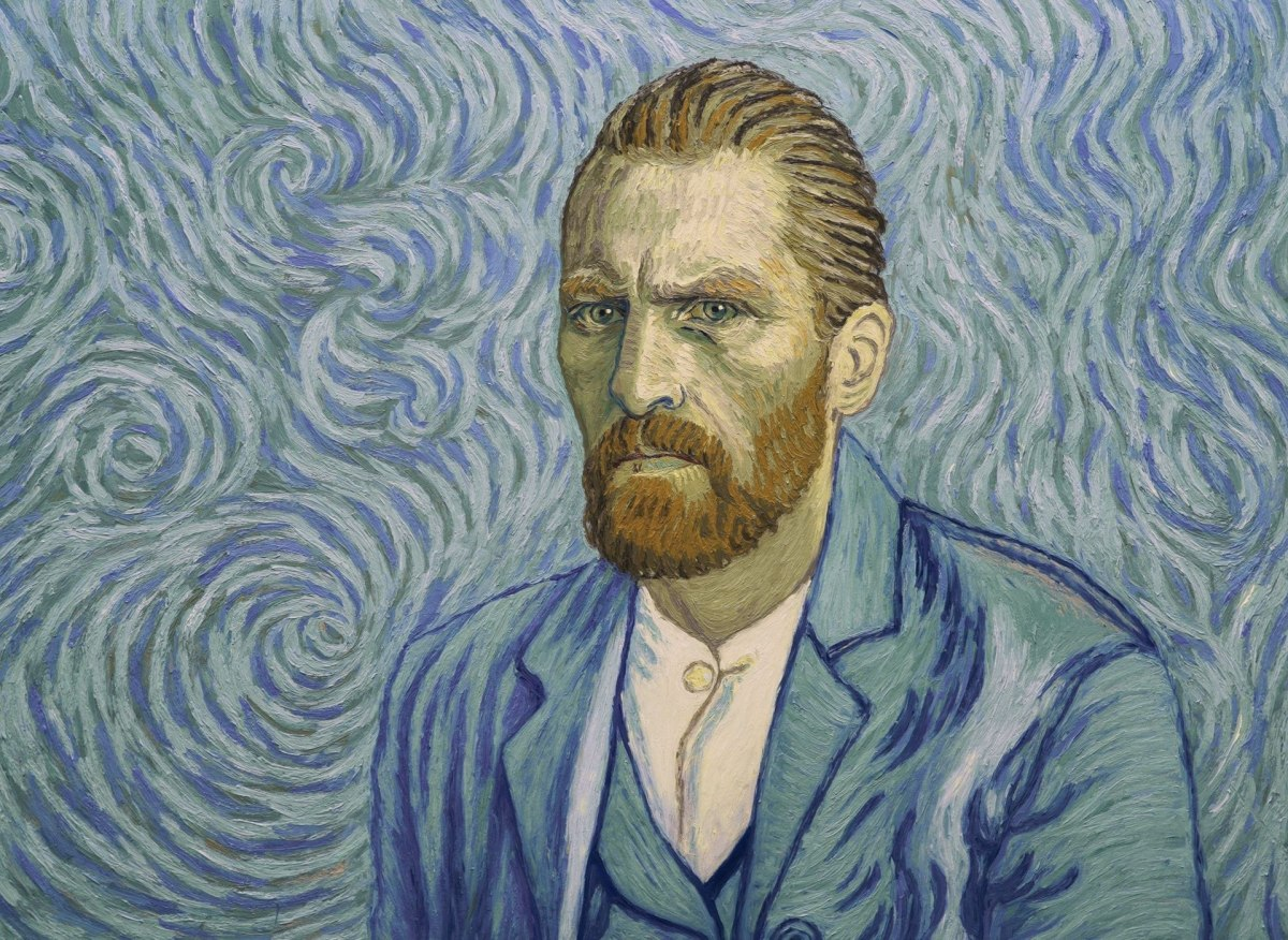 Review: Loving Vincent (2017)