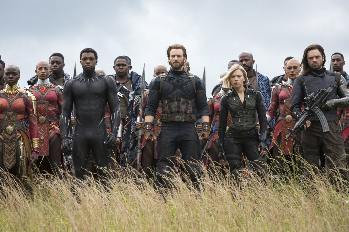 Review: Avengers: Infinity War (2018)