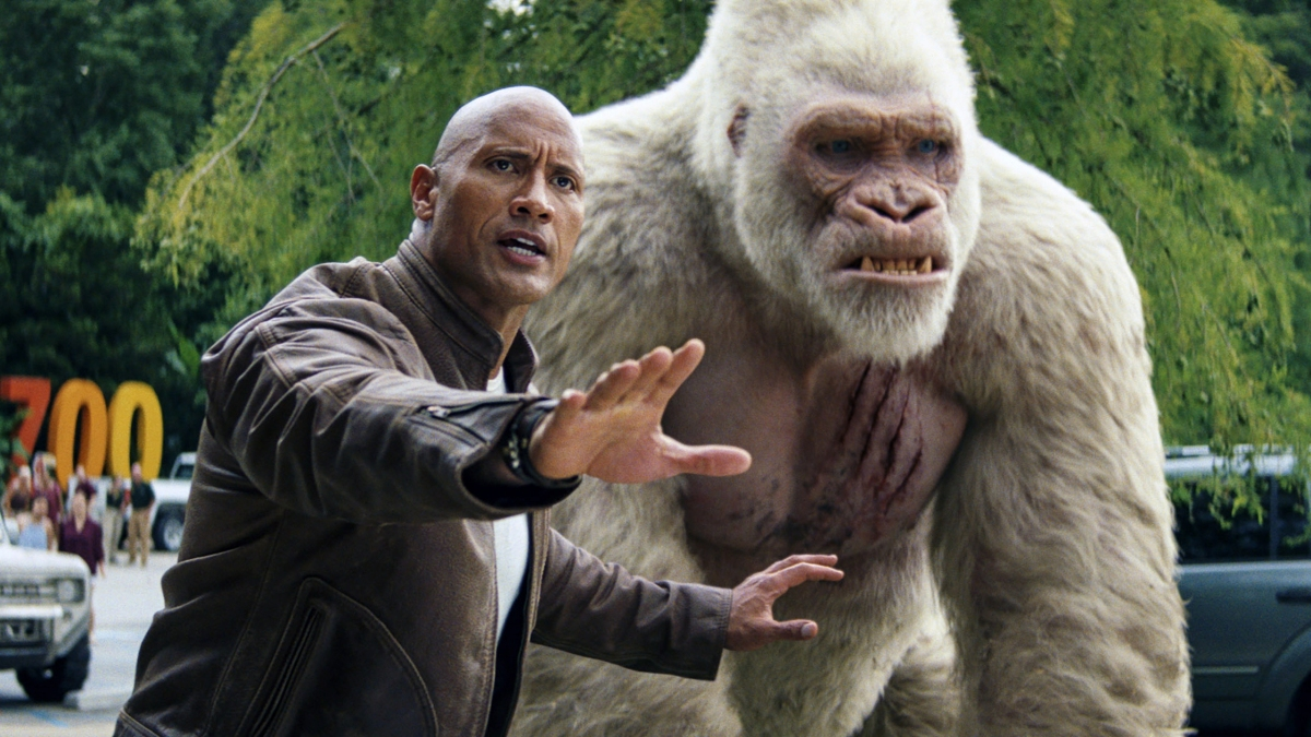 Review: Rampage (2018)