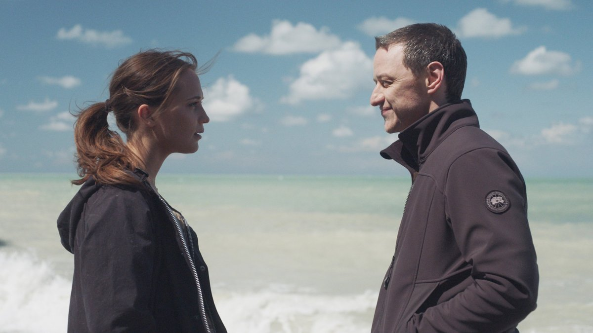 Review: Submergence (2018)