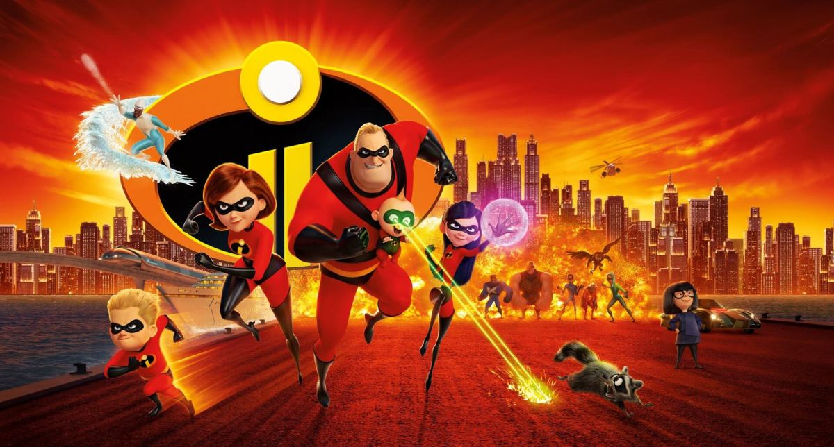 Review: Incredibles 2 (2018)