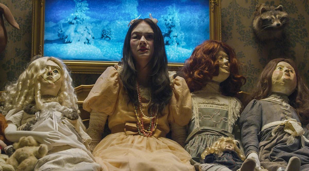Review: Incident in a Ghostland (2018)