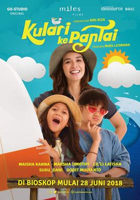 kulari-ke-pantai-marsha-timothy-ibnu-jamil-movie-poster