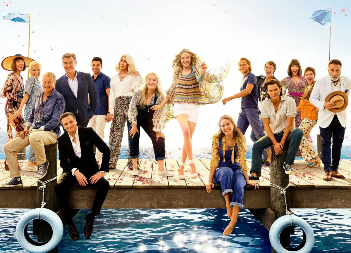 Review: Mamma Mia! Here We Go Again (2018)