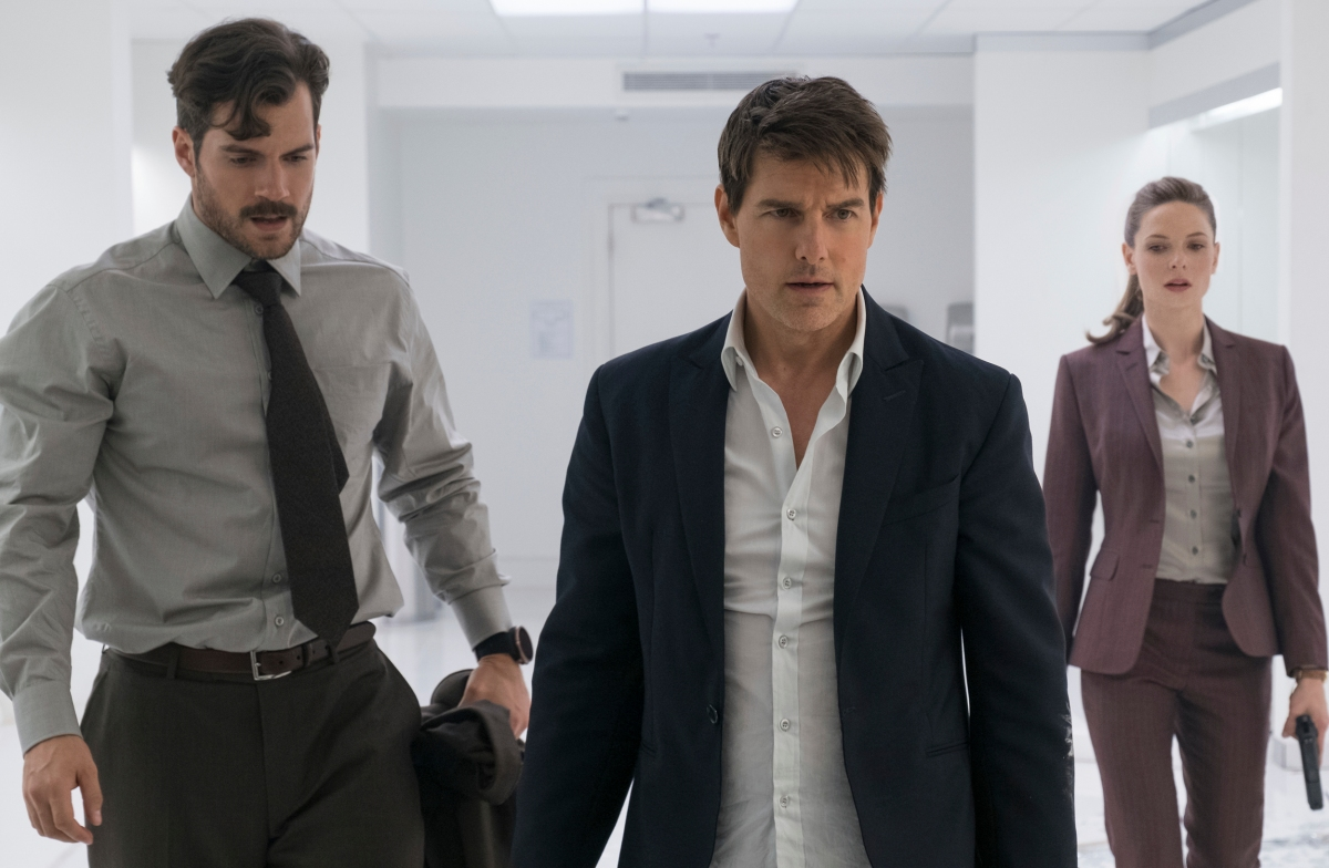 Review: Mission: Impossible – Fallout (2018)