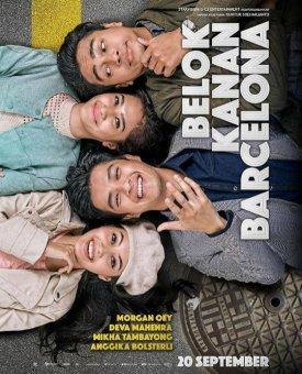 belok-kanan-barcelona-morgan-oey-deva-mahenra-movie-poster