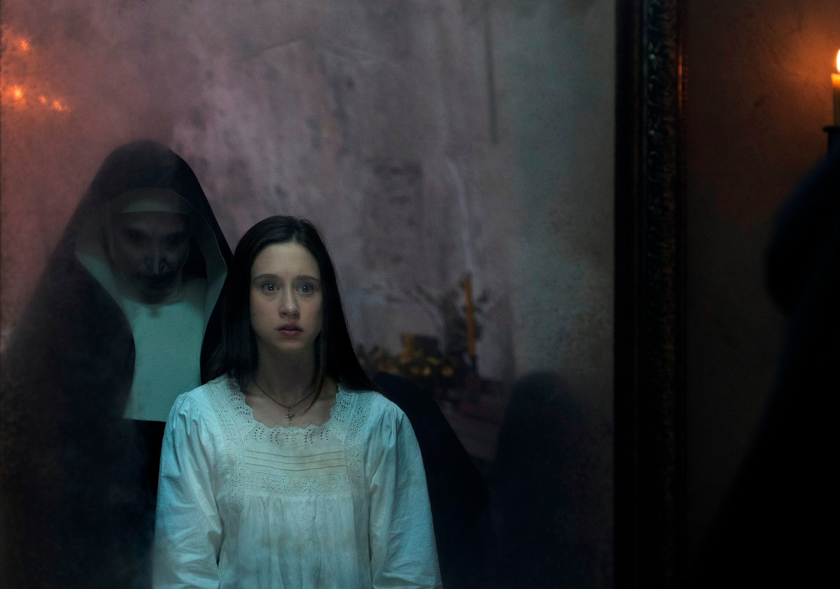 Review: The Nun (2018)