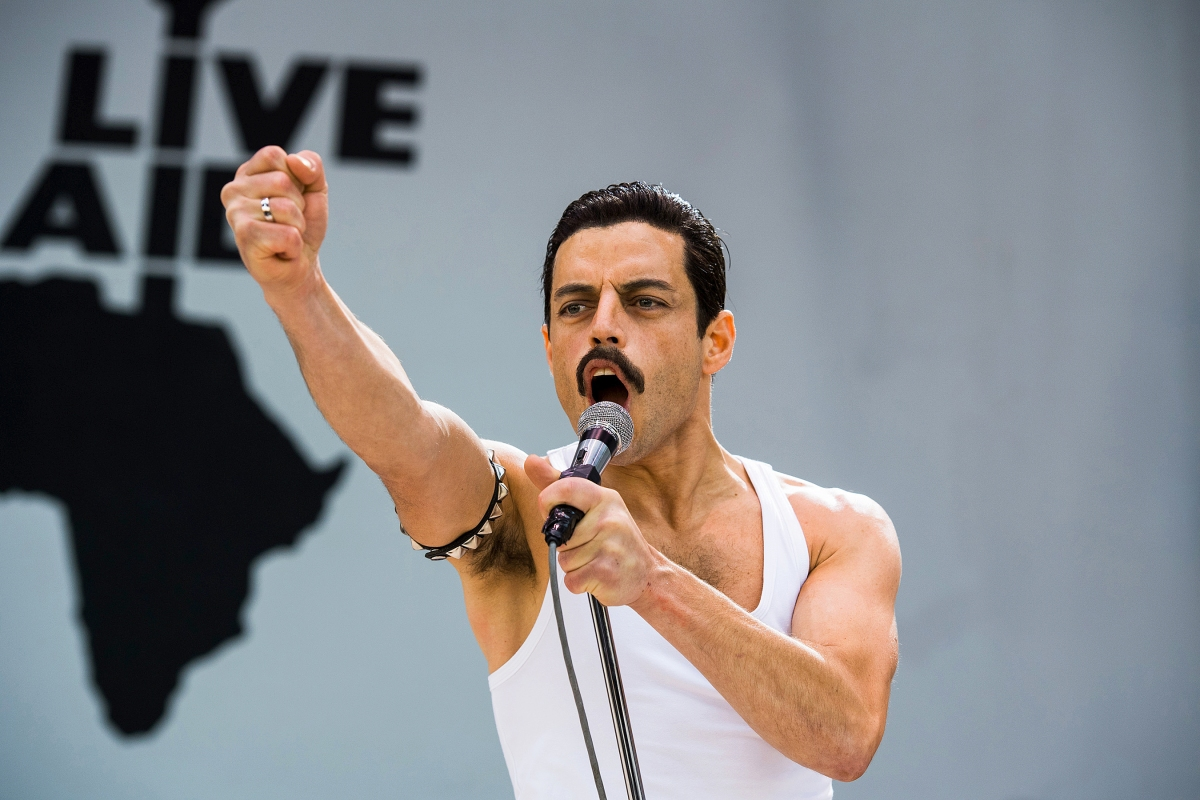 Review: Bohemian Rhapsody (2018)